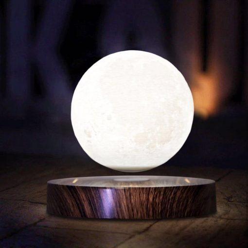 Levitating Luna Lamp
