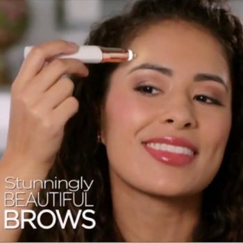 Flawless Brows: Eyebrows Trimmer
