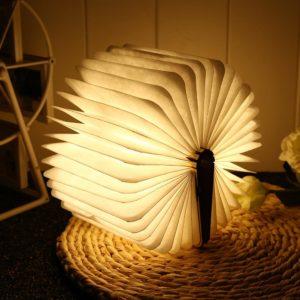 Booklovers Book Lamp