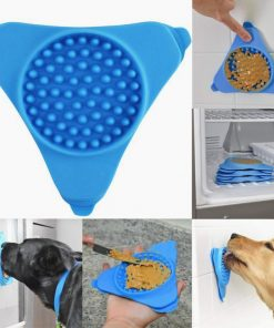 Dog Bowl Slow Feeder Lick Pad