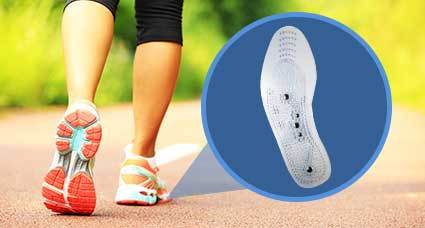 Magnetic Therapy Foot Massage Insole