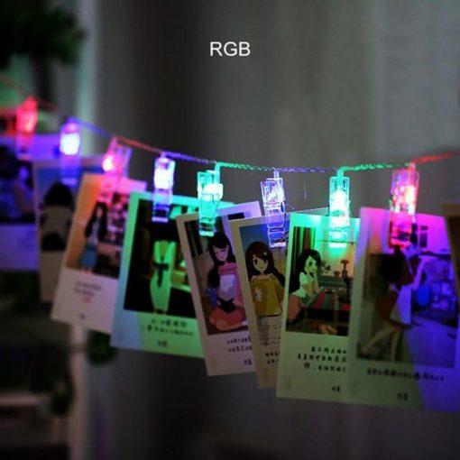 Photo Clip | Fairy Lights