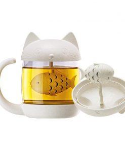 Cat Fish Tea Infuser