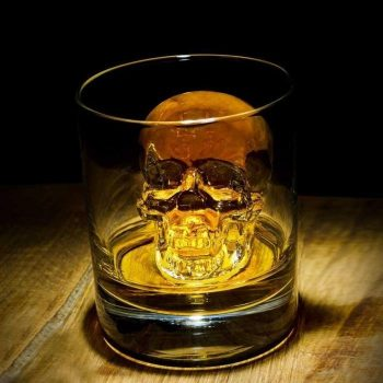 3D Skull Ice Cube Tray