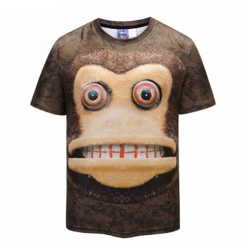 Stressed Out Monkey T-Shirt