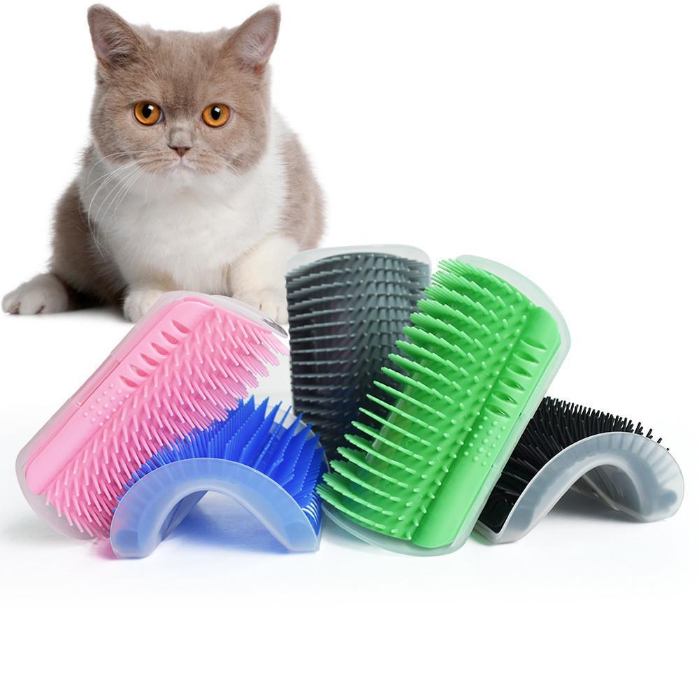 Cat Self Groomer Brush Pama Goods
