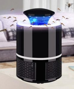 USB Mosquito Killer LED Trap Lamp