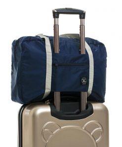 Foldable Weekend Travel Bag