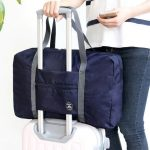 Foldable Weekend Travel Bag