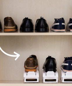 Shoe Rack Set of 8