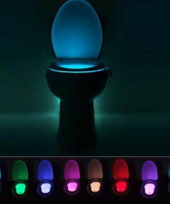 Toilet LED Light Motion Sensor