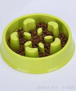 Anti-Choke Dog Bowl
