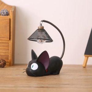 Little Black Cat Night Light