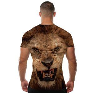 3D Ferocious T-Shirts