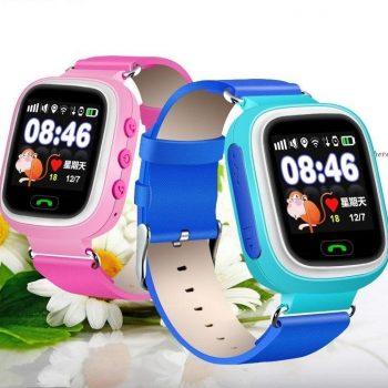 GPS Locator Smart Watch