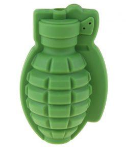 3D Grenade Shape Mold