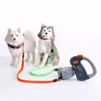 Dog Leash For Two