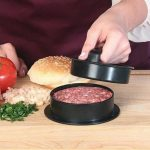 1-2-3 Burger Press Patty Maker