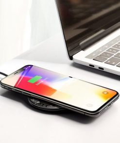 Wireless Charging Pad for iPhone & Samsung
