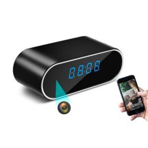 1080P Wireless Alarm Clock Security Camera