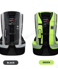 Turtle Motorcycle Airbag Vest Hi-Viz
