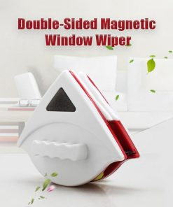 Double-sided Magnetic Window Cleaner