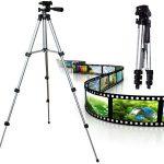345~1020mm Universal Portable Aluminium Camera Tripod