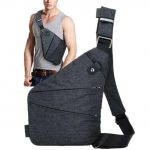 Anti-Theft Slashproof Multi Pocket Travel Bag