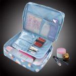 Womens Cosmetics Waterproof Travel Bag