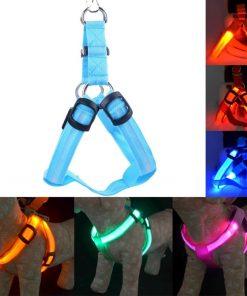 LED Dog Safety Harness