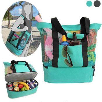 Designer Insulated Food Picnic Cooler Bag