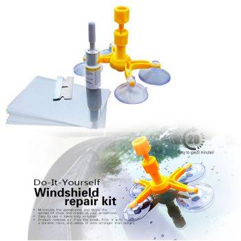 Car Windshield Repair Kit