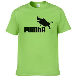 Funny Cute T-shirts Pumba Men