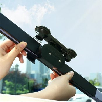 Universal Retractable Windshield Sun Shade