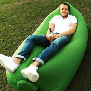 Camping Couch Inflatable Sofa Lazy Bag