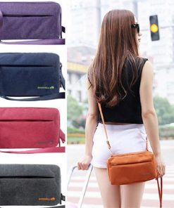The Ultimate Travel Satchel