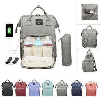 Ultimate USB Charging Baby Backpack OFFER