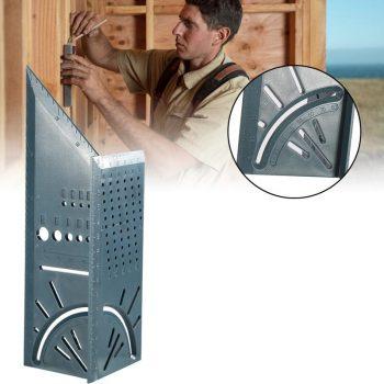 New 3D 90 Degree Square Carpenter's Rule