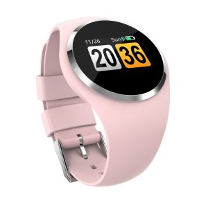 Healthy Fitness Tracker SmartWatch Wristband For Women
