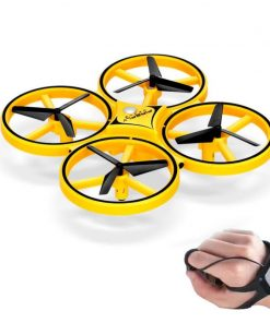 Smart Watch Remote Sensing Gesture Aircraft UFO
