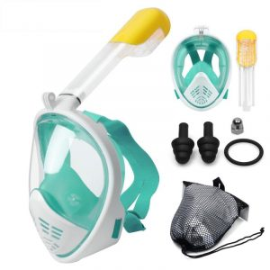 Full-Faced Snorkeling Mask