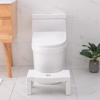 Multi-Functional Folding Toilet Stool