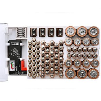 Battery Storage Case(1 Set)