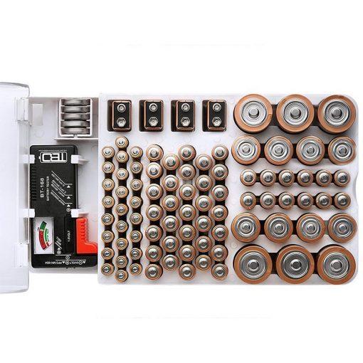 Battery Storage Case(1 Set)