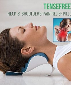 Neck & Shoulders Pain Relief Pillow