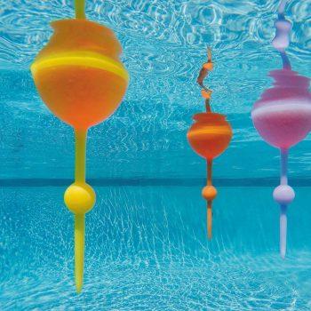 Floating Wine Glass