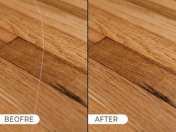 Fix It Wood Scratch Repair Spray Pama