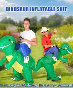 Dinosaur Inflatable Suit
