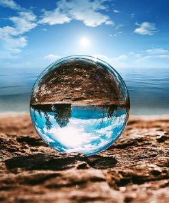 K9 Photography Crystal Ball