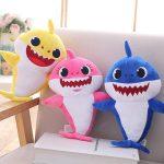 Singing shark dolls